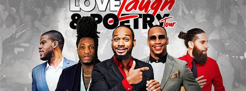 The Love , Laugh & Poetry Tour: NYC