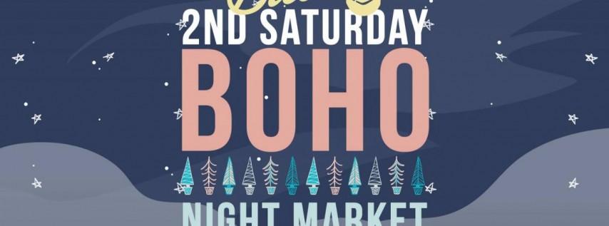 BULA 2nd Saturday's Boho Night Market