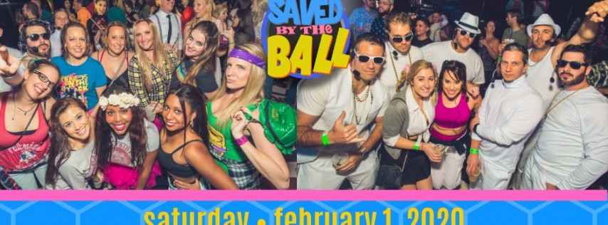 Saved By The Ball: Tampa's Biggest '90s Party