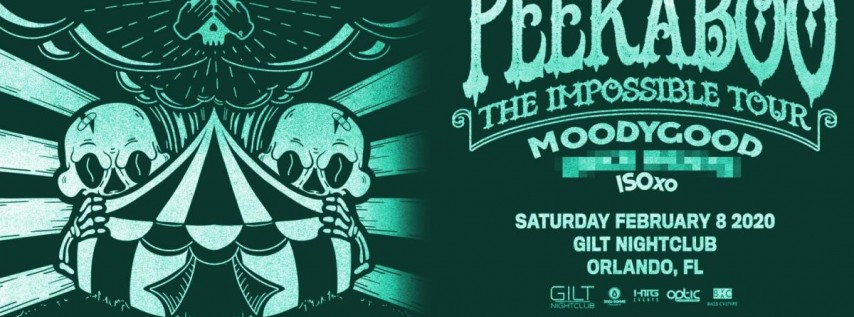Peekaboo: The Impossible Tour
