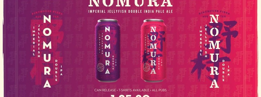 Nomura Imperial Jellyfish DIPA Can Release