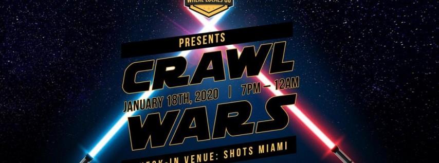3rd Annual Crawl Wars - Wynwood