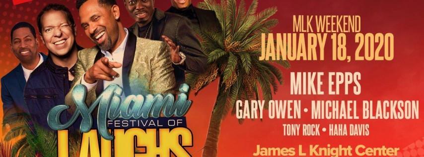 Miami Festival of Laughs