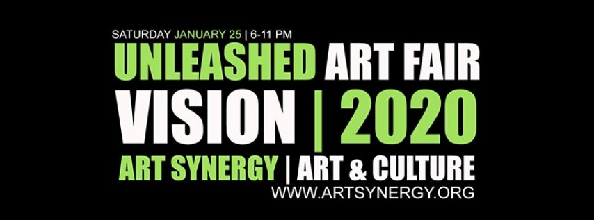 Unleashed Art Fair | Vision 2020