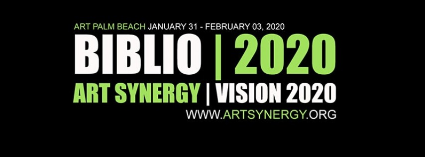 BIBLIO 2020 | Art Synergy | Art Palm Beach
