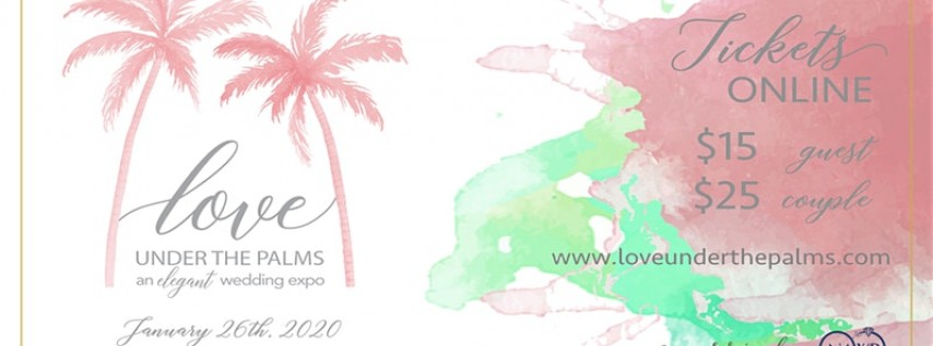 Love Under the Palms Wedding Showcase
