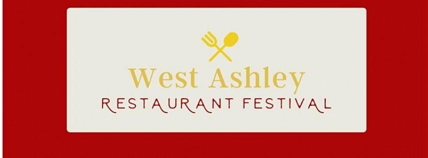 West Ashley Restaurant Festival 2020