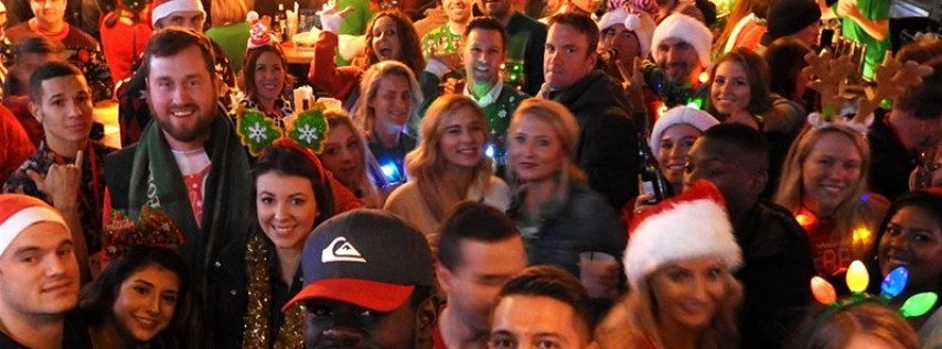 4th Annual Christmas (and all other December Holidays too!) Bar Crawl