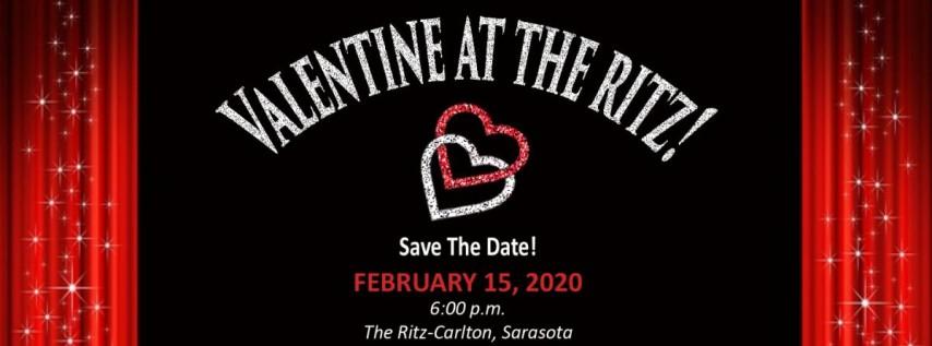 Valentine At The Ritz