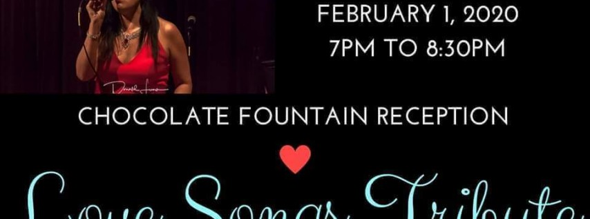 Countdown to Valentine's Day Concert, Chocolate Lovers Fountain