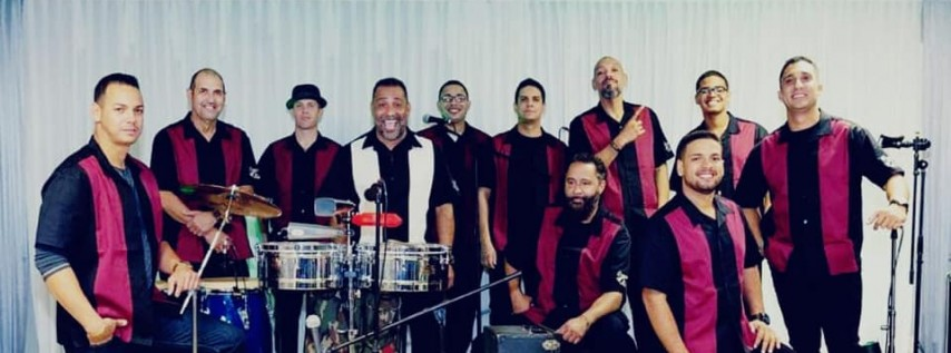 "Valentine's Party with Salsa Band ""Mi Son"""
