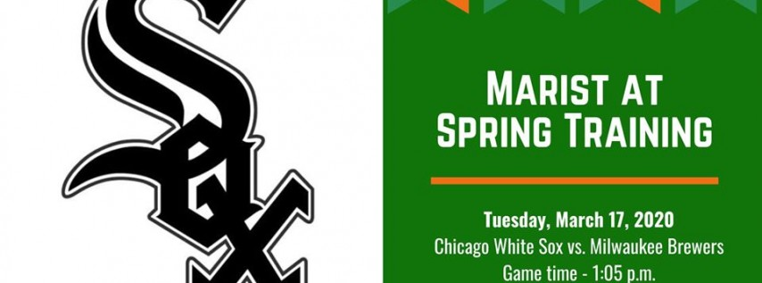 Marist at Spring Training - White Sox