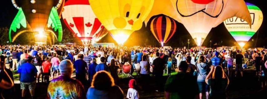 Tallahassee Balloon festival