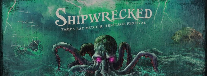 Shipwrecked Music Festival - Tampa Bay - Gasparilla Weekend