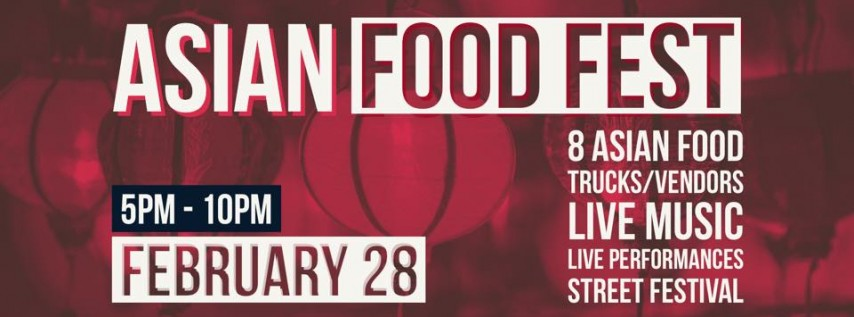 Second Annual Asian Food Festival