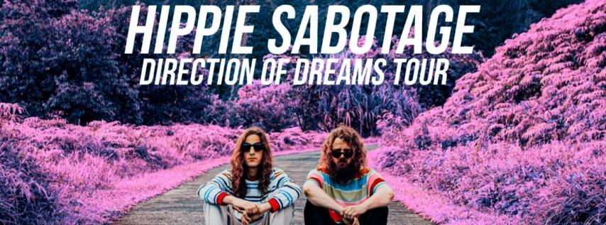 Hippie Sabotage at Stubb's Austin