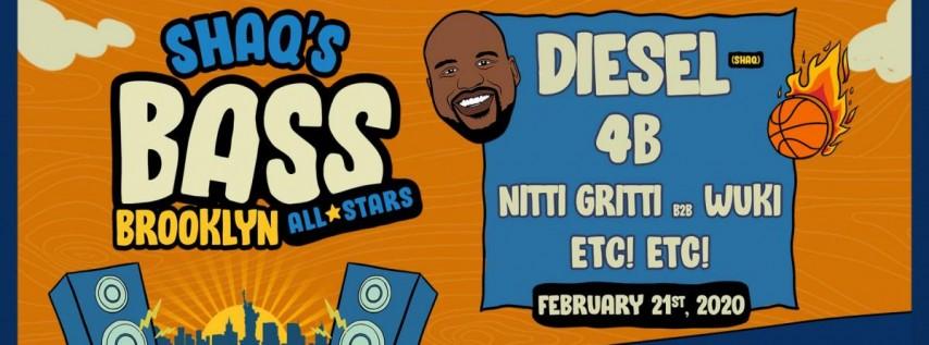 Shaq's Bass All Stars
