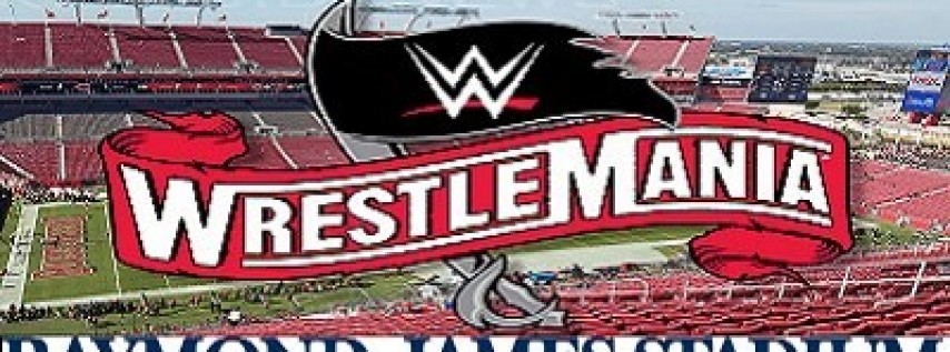 April 5 WWE Wrestlemania XXXVI Tampa Florida