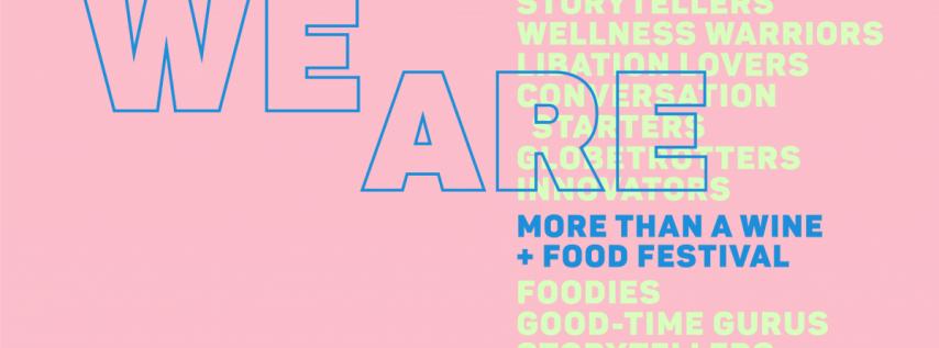 2020 Charleston Wine + Food Festival