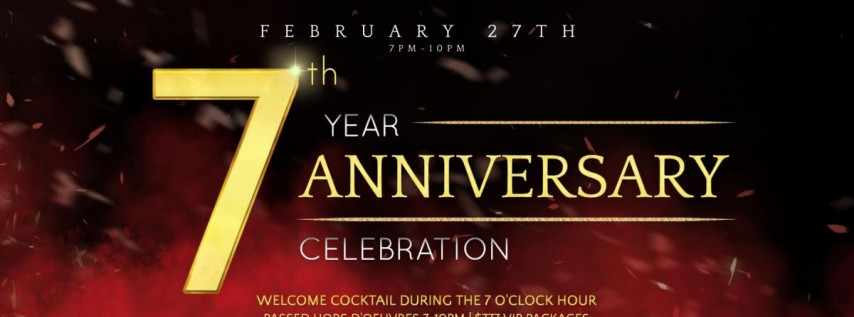 Republic's 7th Anniversary Party!