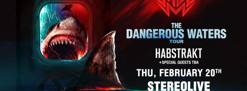 Jauz at Stereo Live w/ Habstrakt and Tynan - Houston