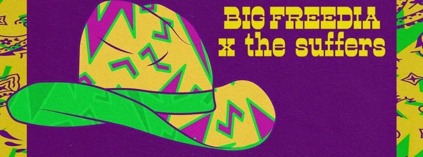 Big Freedia & The Suffers