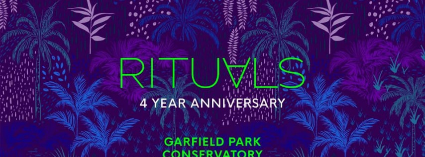 Rituals at Garfield Park Conservatory : 4 Year Anniversary