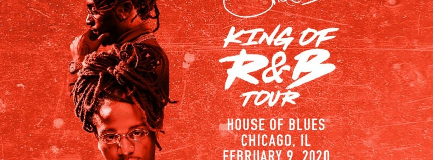 Jacquees at House of Blues Chicago