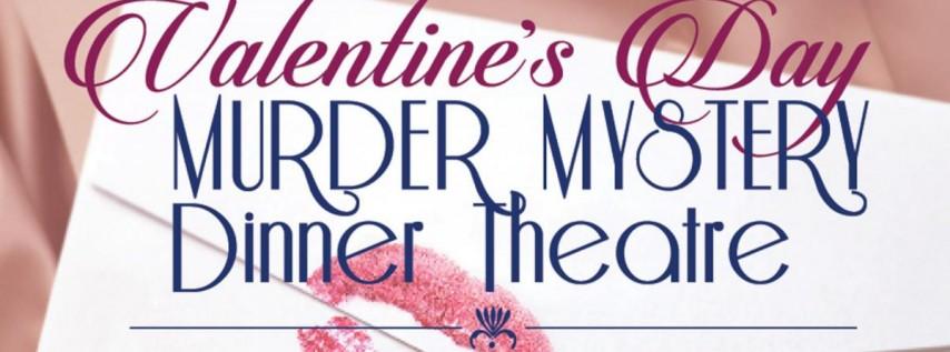 Valentine's Day Murder Mystery Day Theatre