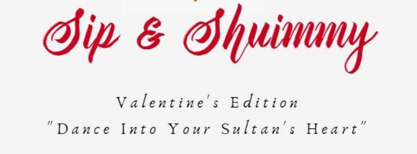 Sip & Shimmy Valentine's Edition