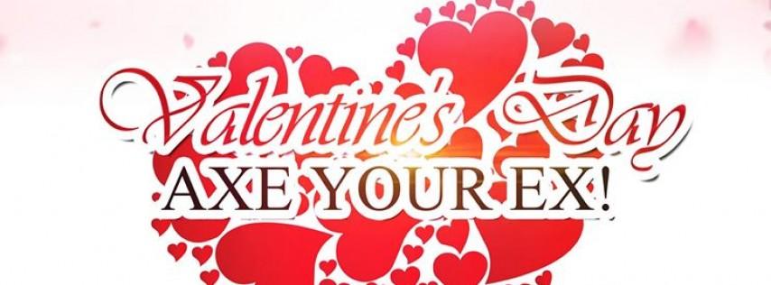 Axe An X! Valentine's Day!