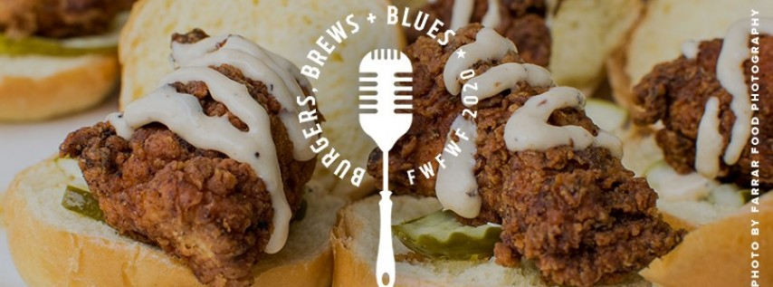 Burgers, Brews + Blues