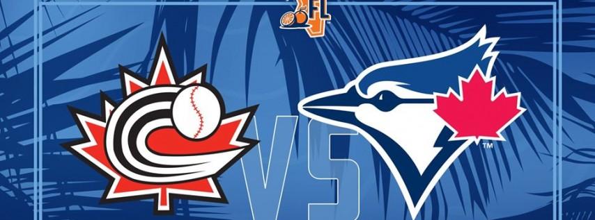 Toronto Blue Jays vs. Team Canada Jr.