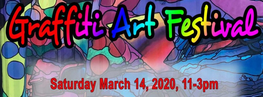 3rd Annual Graffiti Art Festival