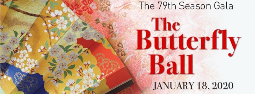 79th Season Gala 'The Butterfly Ball'