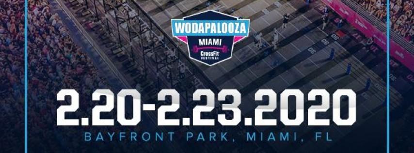 Wodapalooza Miami 2020