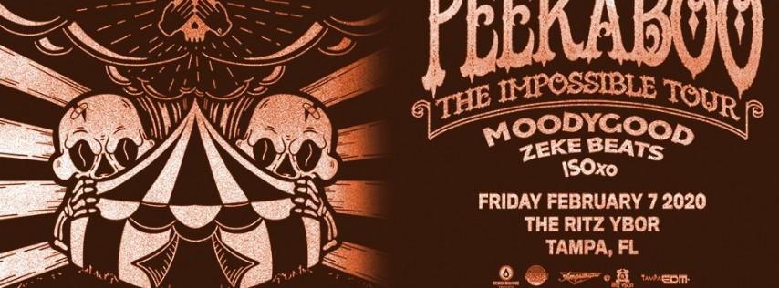 Peekaboo – The Impossible Tour – Tampa, FL