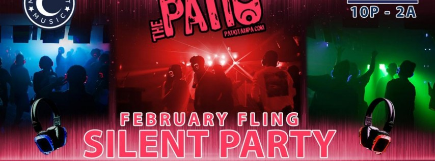 February Fling Silent Party