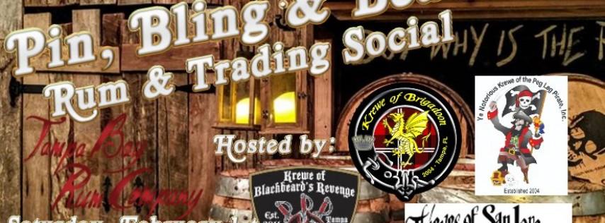 Pin, Bling, & Bead Trading Social