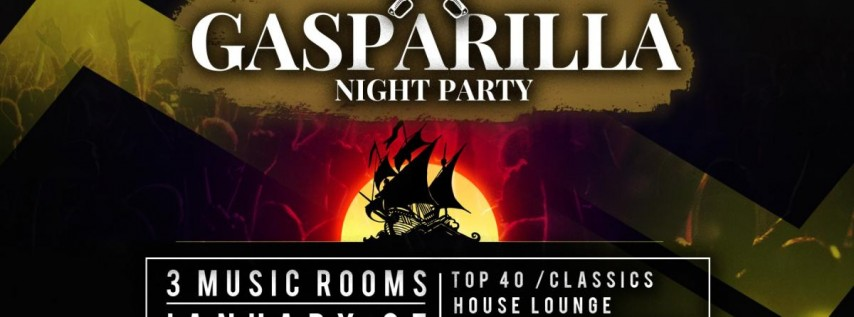 Gasparilla Night Party at Jacksons