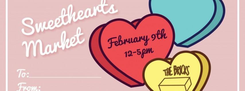 Sweethearts Market at The Bricks