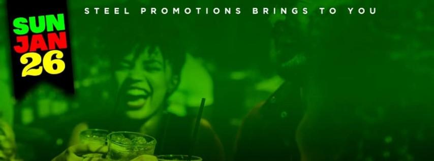Food, Rum, Reggae, R&B & Soul w/DJ Kirky C (Brandon Edition)