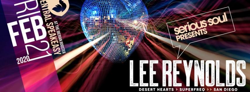 The Return of Lee Reynolds (Desert Hearts) in The Basement