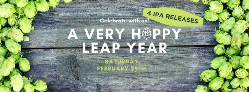 A Very Hoppy Leap Year