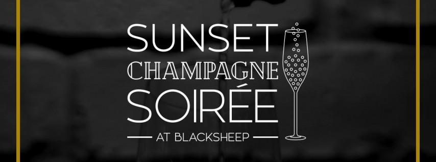 Sunset Champagne Soirée Featuring Voirin-Jumel