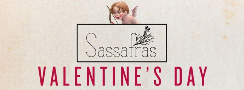 Valentine's Day with Sassafras
