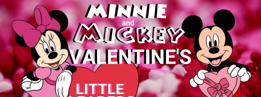 Little Leapers: Valentine's with Mickey & Minnie Mouse!