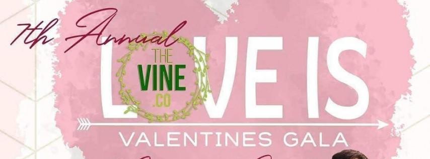 Love Is Valentines Gala