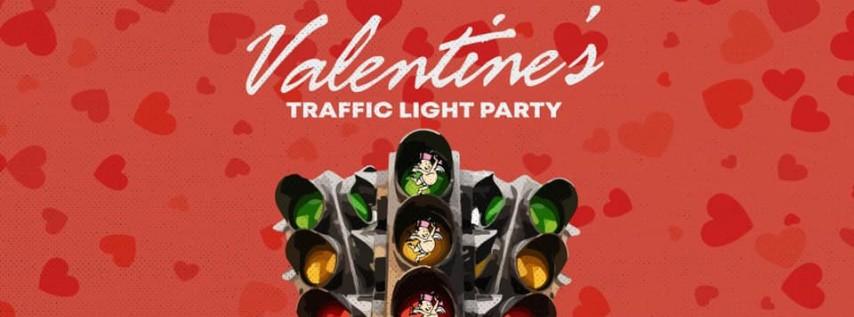 Valentine's Day Traffic Light Party
