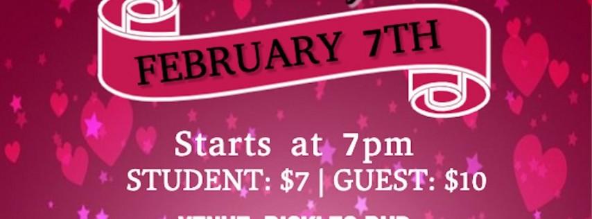 USGA Valentine's Day Social